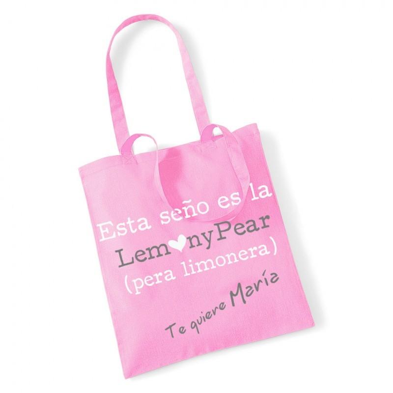 bolsa personalizada para maestras