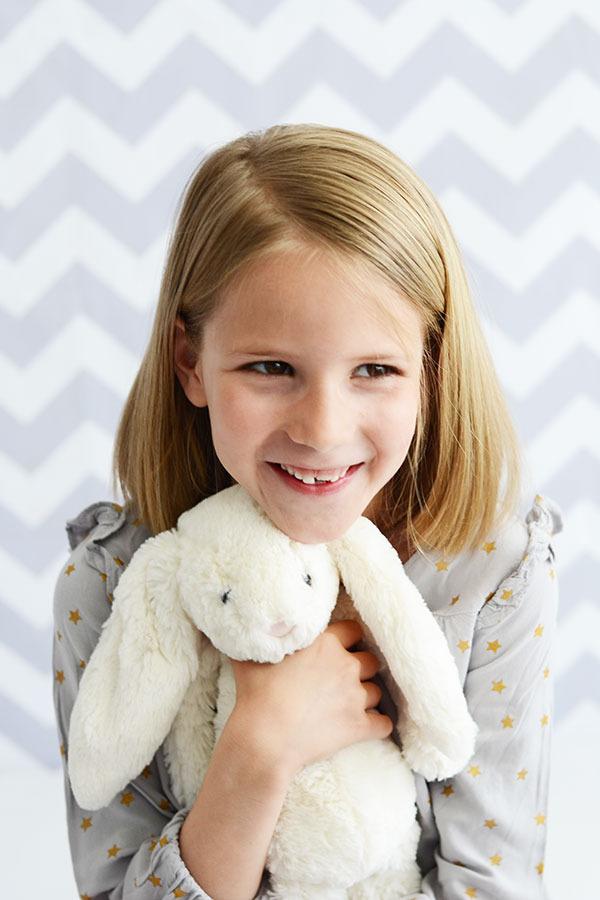 regalos para niños -conejo peluche