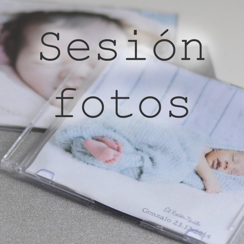 sesiones fotos bebés y niños