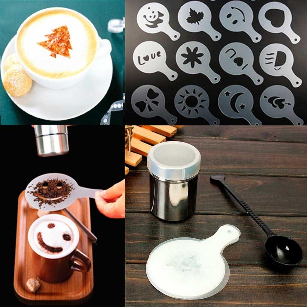 plantillas originales repostería, café