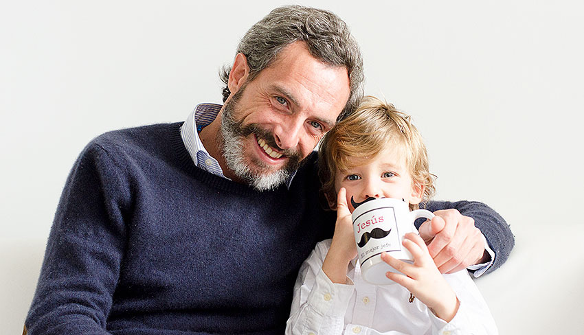 tazas originales día del padre