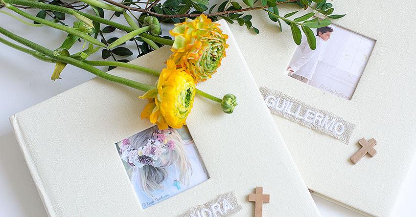 regalos personalizados primera comunión