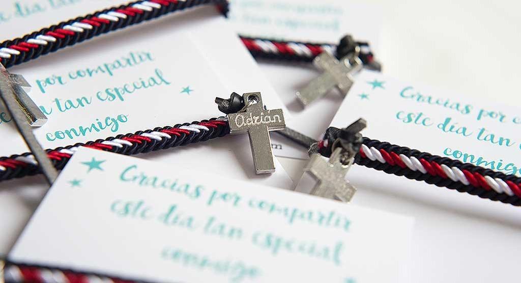 regalos personalizados para regalas a invitados comunión