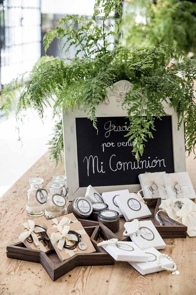 detalles comunion