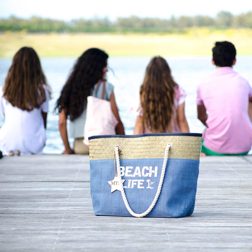 capazos para la playa