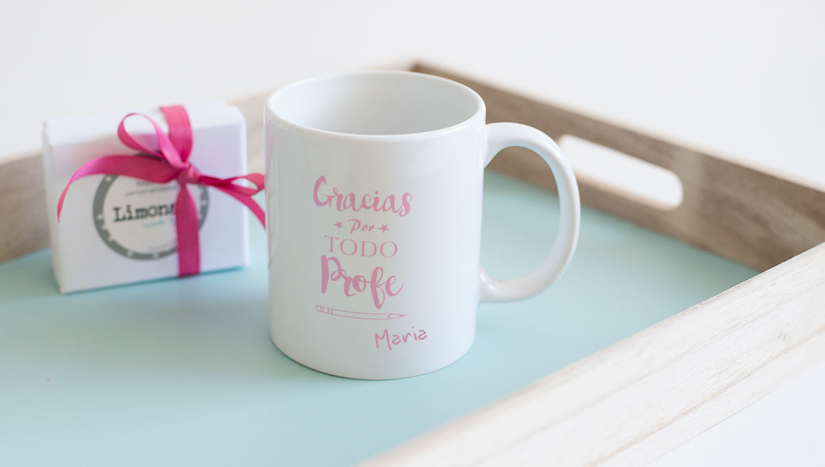 ideas regalos profesoras infantil