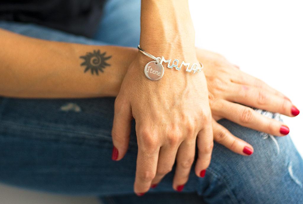 joyas plata personalizadas