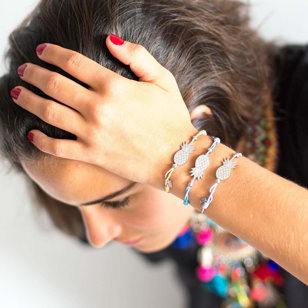 pulseras personalizadas para chicas