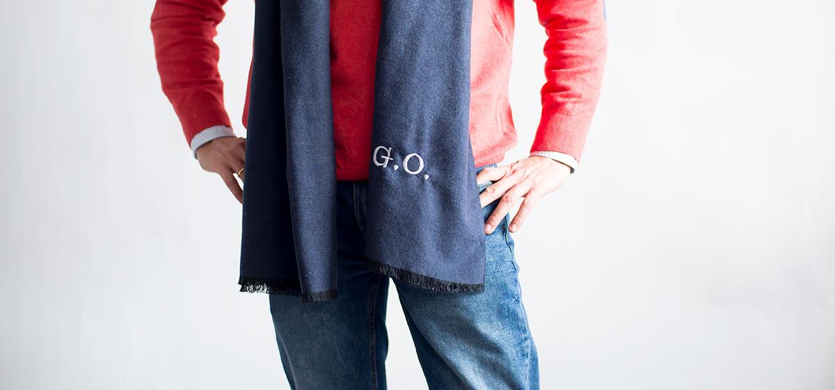 bufandas originales personalizadas