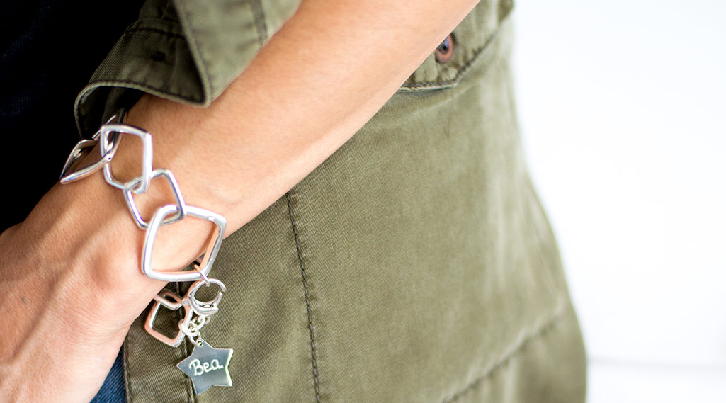 pulseras personalizadas mujer