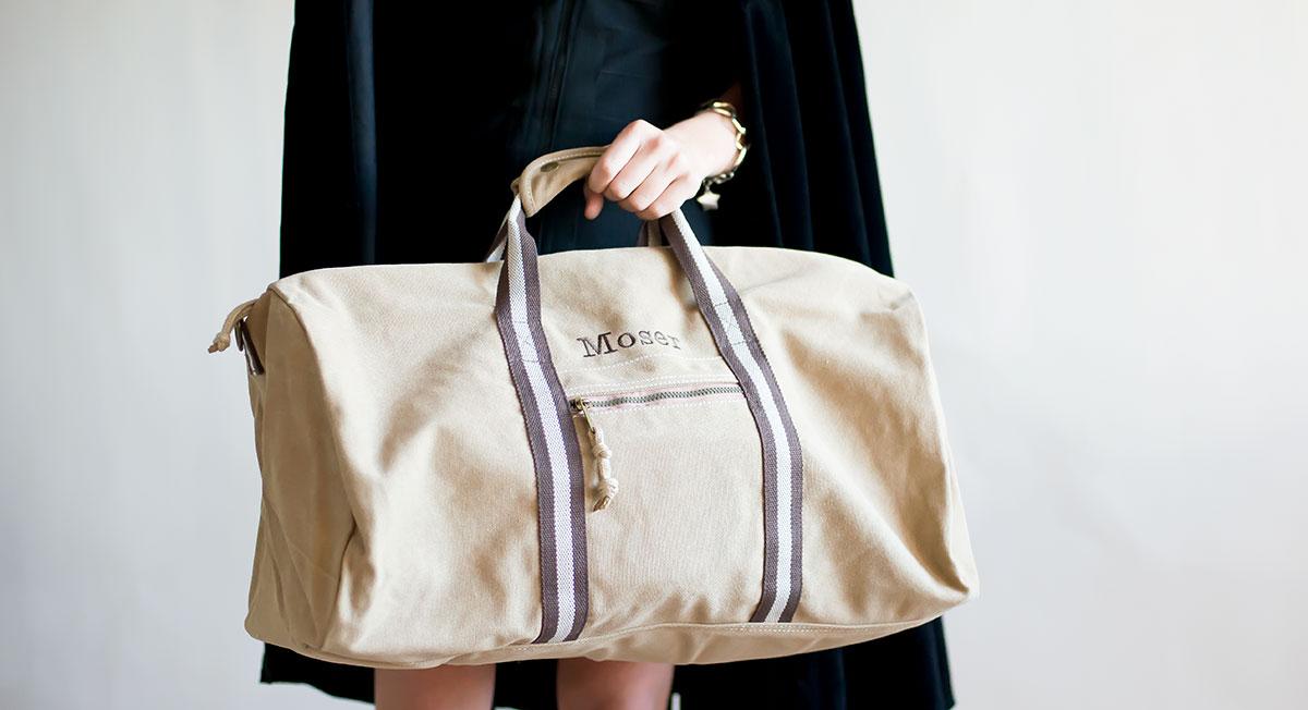 bolsa de viaje para hombre