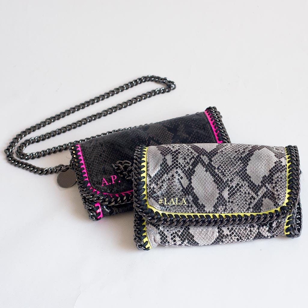 bolsos con nombre