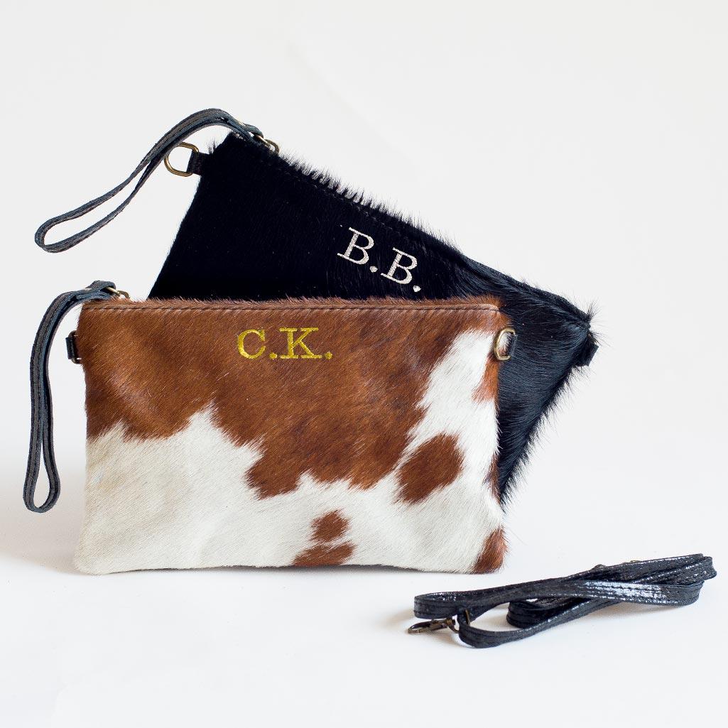bolso de mano personalizado