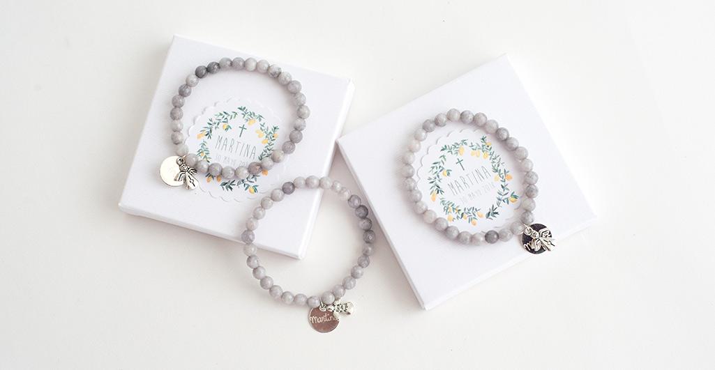 pulseras personalizadas comunion