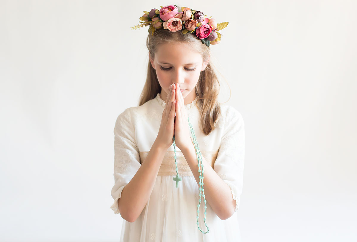 rosario comunión