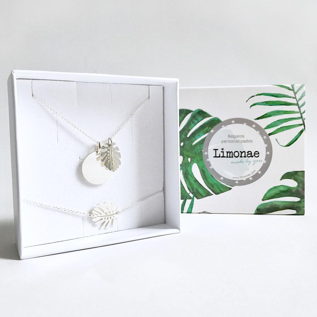 45822abf0da1 conjunto de plata personalizada pulsera y collar joyas de plata para mujer