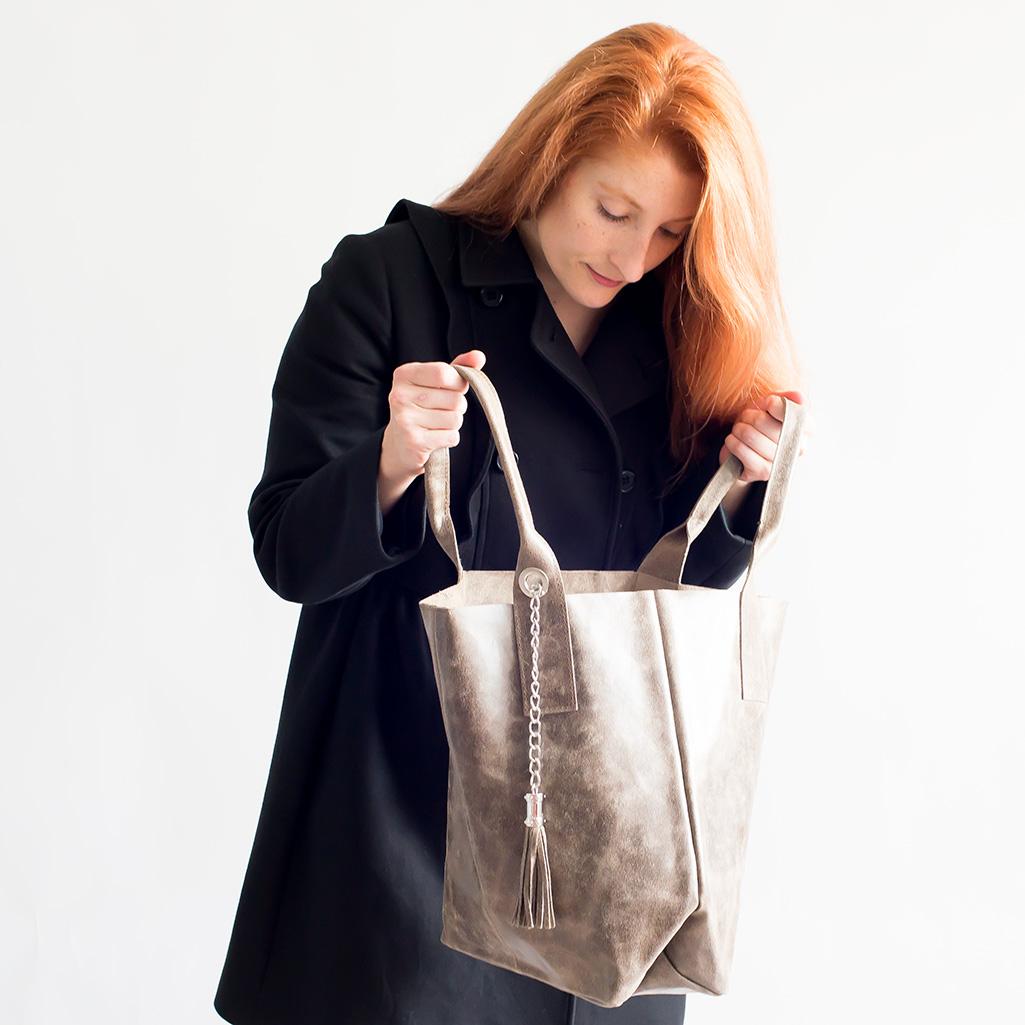 bolso de moda personalizado