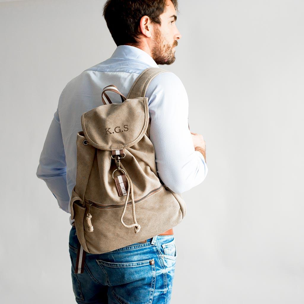 mochila personalizada para chico