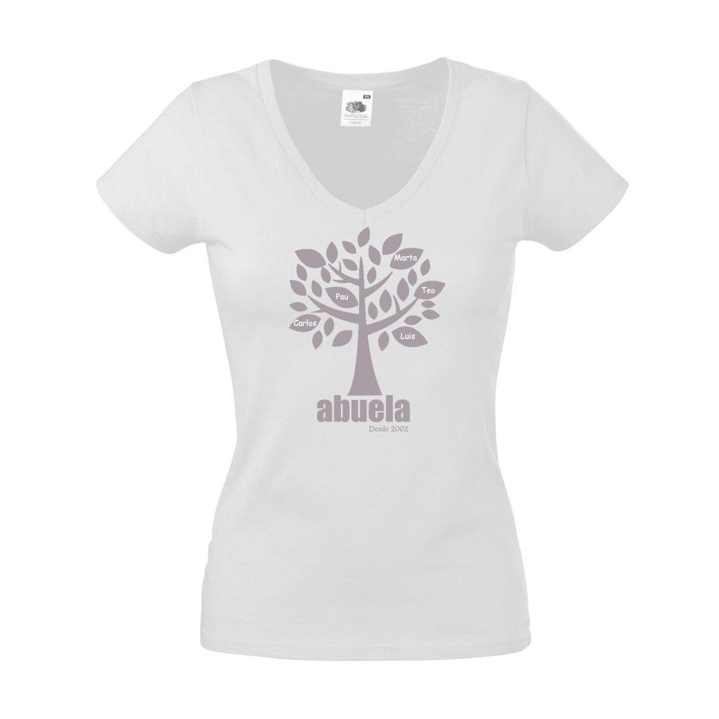 camisetas personalizadas para abuelas