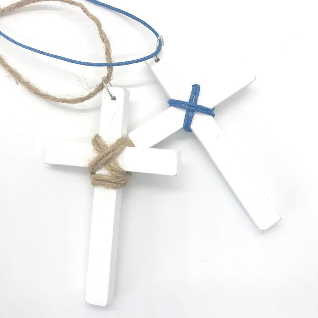 cruces comunion de madera