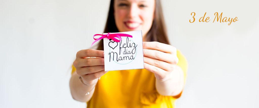 Regalos originales y personalizados para regalar a mamá por el Día de la Madre