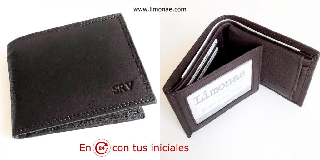 carteras billeteras personalizadas para hombre