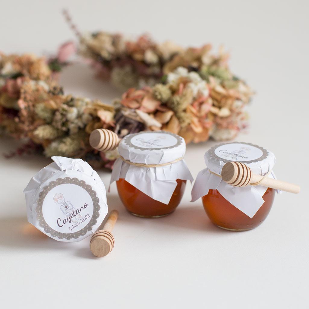 miel para invitados
