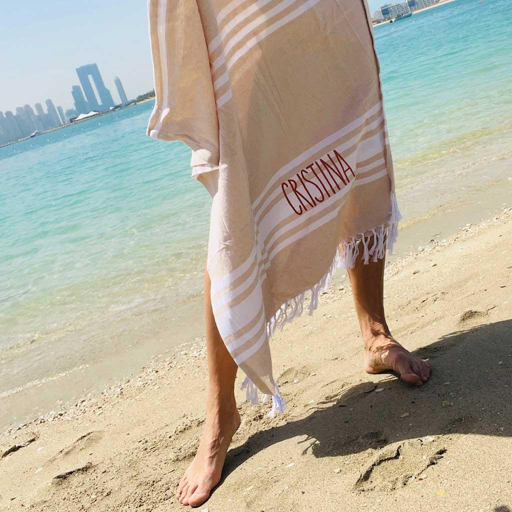 toallas de playa grandes