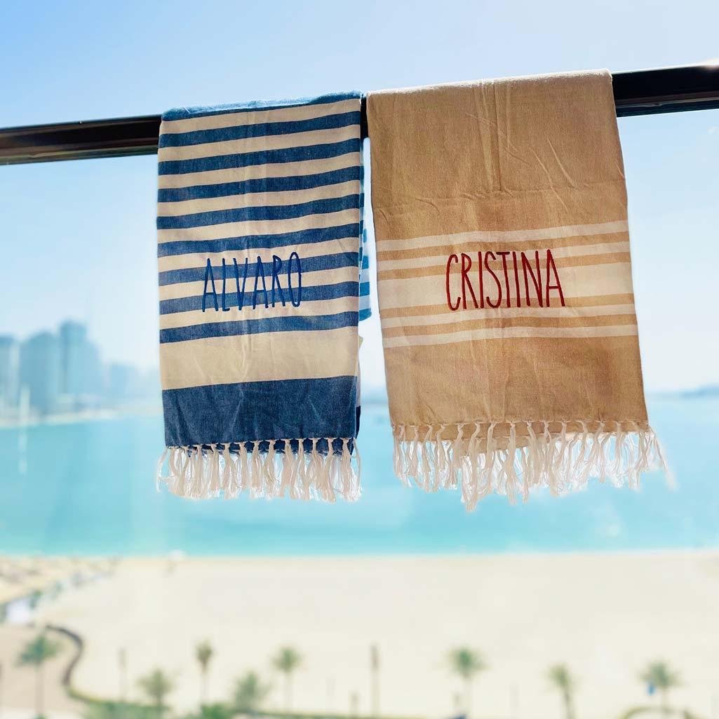 toallas playa personalizadas