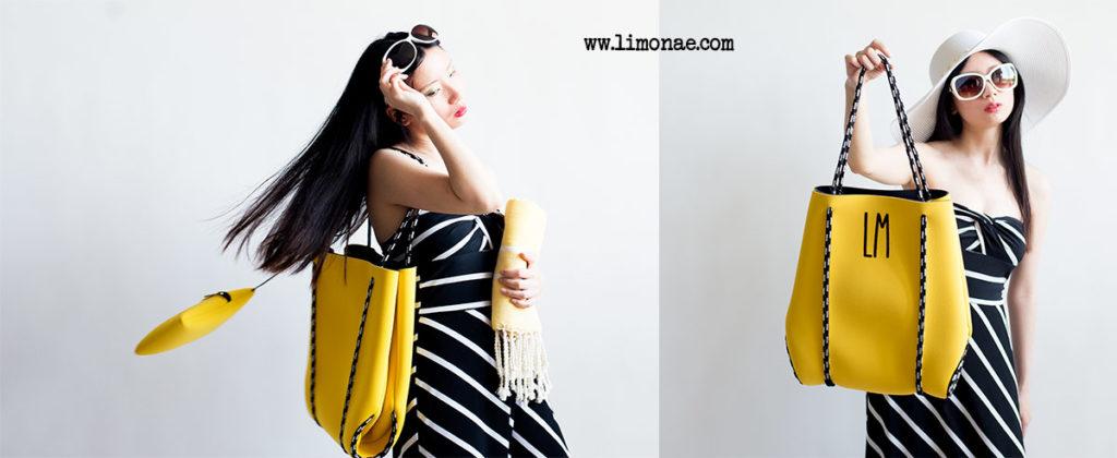 regalos originales mujer. Bolsos personalizados de neopreno.