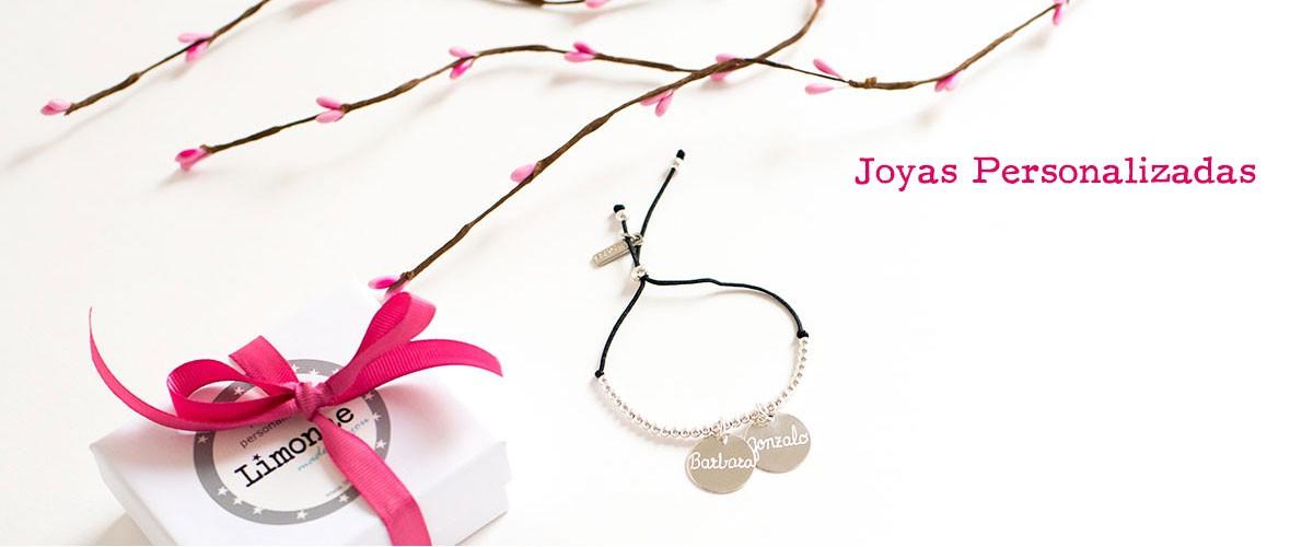 Joyas personalizadas para regalar