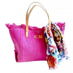 Bolsa personalizada y pareo regalos originales mujer