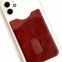 Tarjetero adhesivo para el móvil personalizado