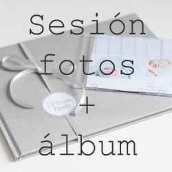 Sesión de fotos para bebés más álbum