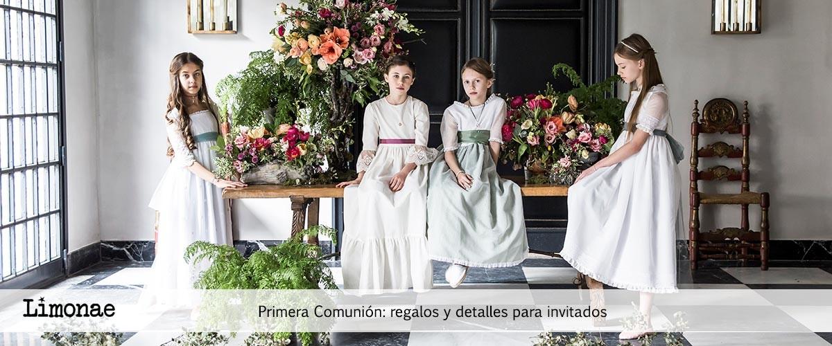 Regalos y detalles para invitados Comunion