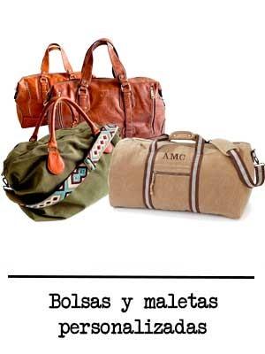 Bolsas y maletas personalizadas